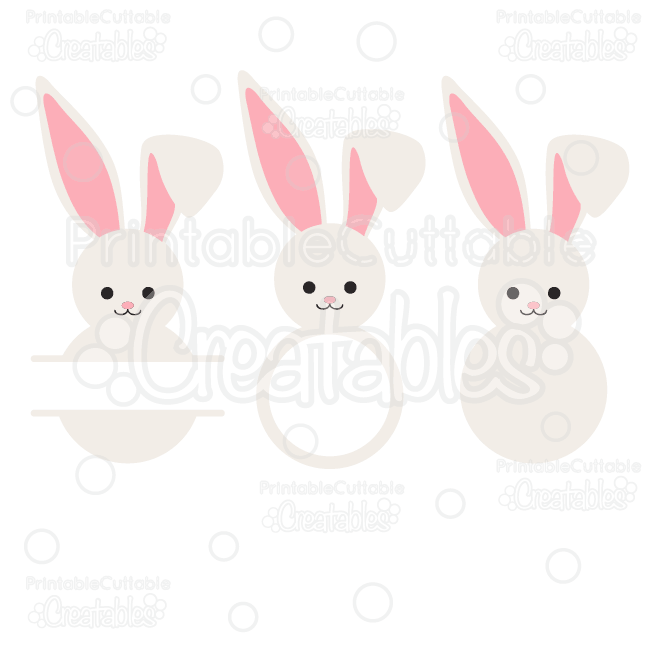 easter bunny svg free #1058, Download drawings