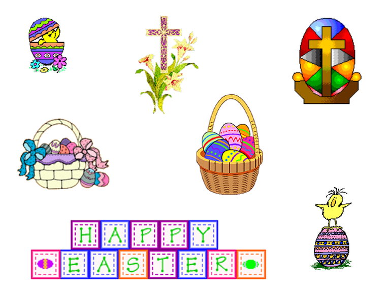 Easter clipart #10, Download drawings