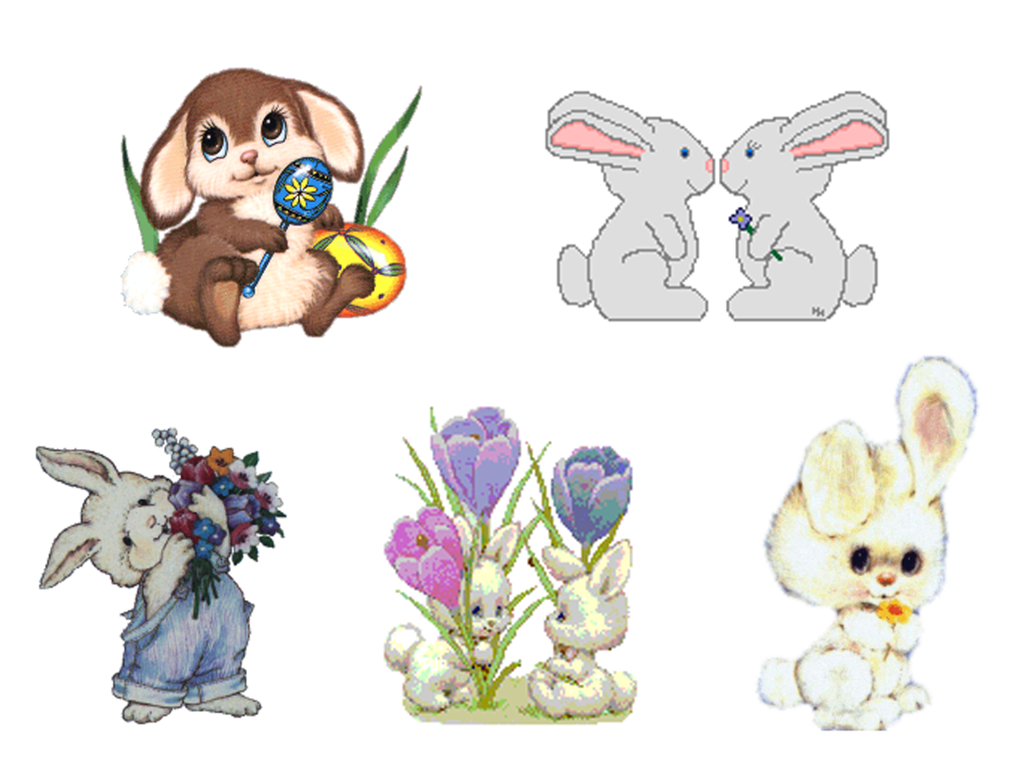 Easter clipart #1, Download drawings