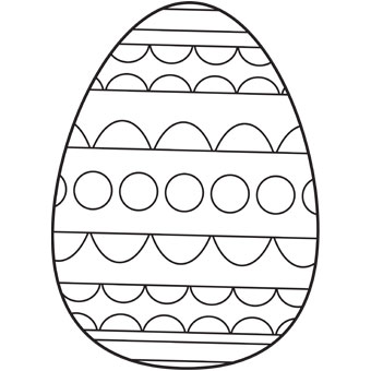 Easter coloring #12, Download drawings