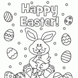 Easter coloring #11, Download drawings