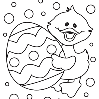 Easter coloring #17, Download drawings