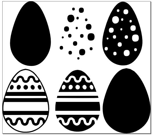easter egg svg #804, Download drawings