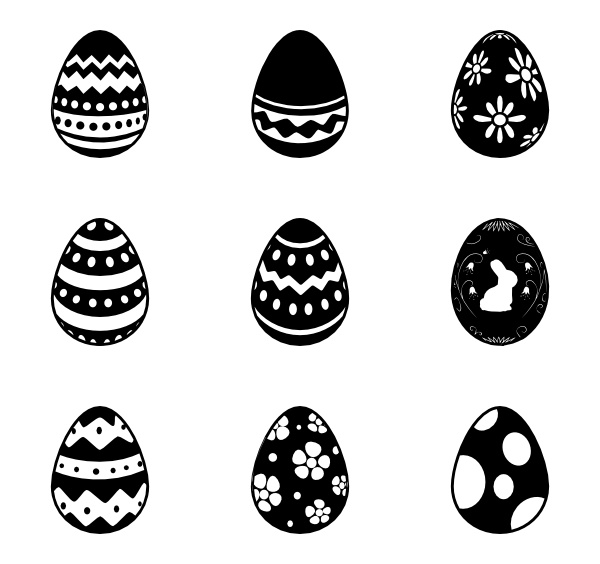 easter egg svg #780, Download drawings
