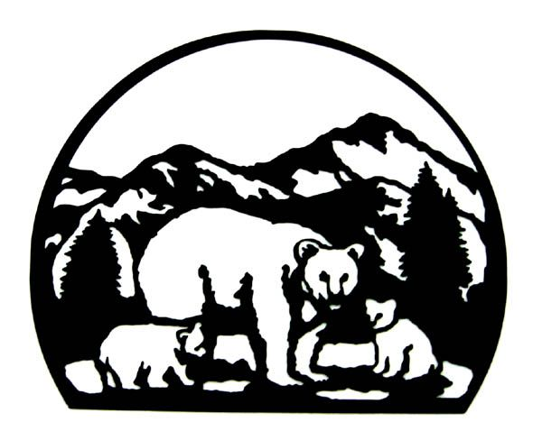 Eastern Brown Bear clipart #2, Download drawings