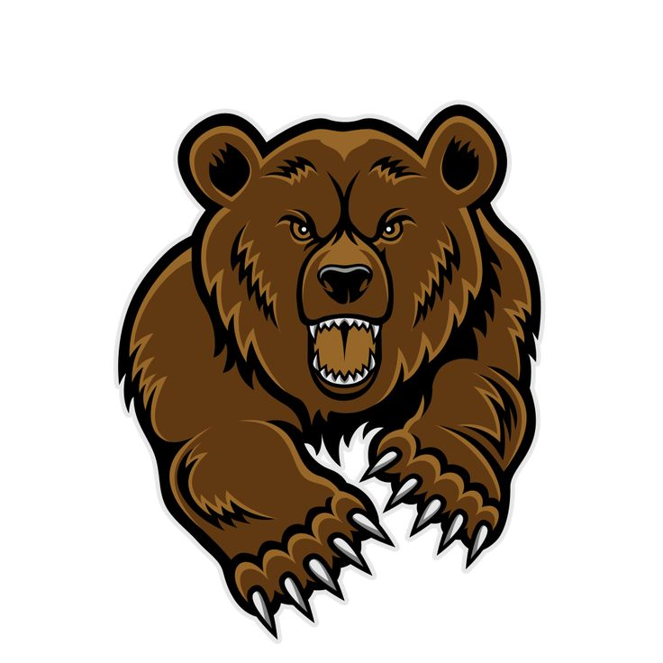 Eastern Brown Bear clipart #10, Download drawings