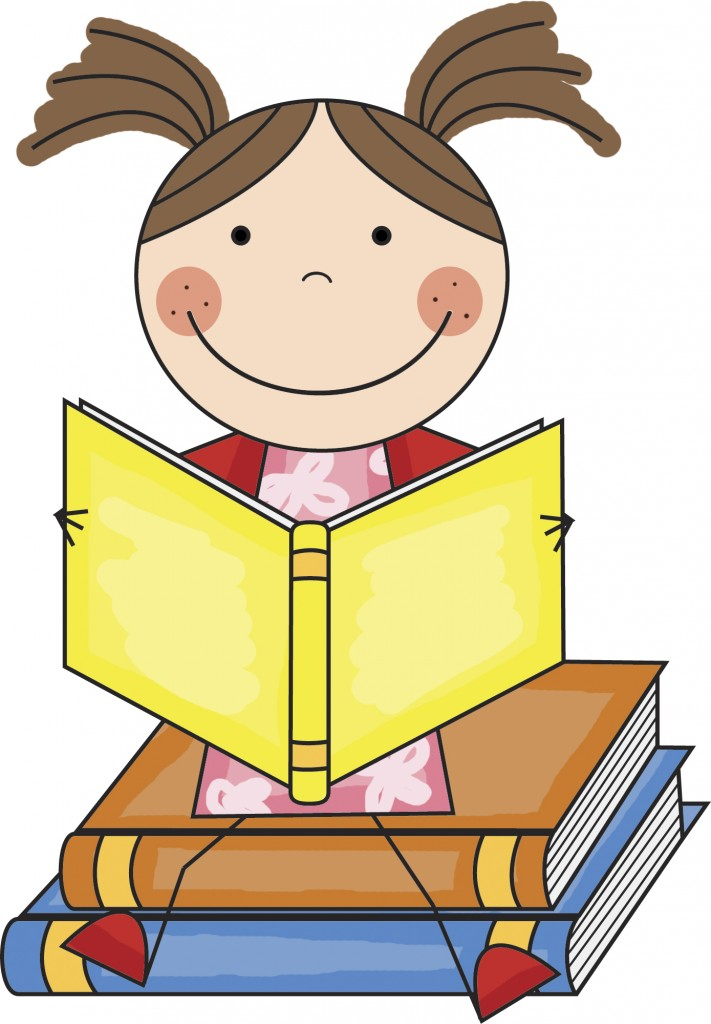Easy Reader clipart #3, Download drawings