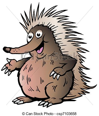 Echidna clipart #18, Download drawings