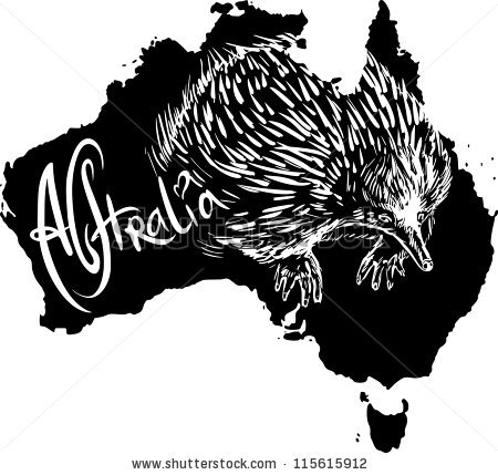 Echidna svg #17, Download drawings