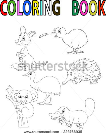 Echidna svg #7, Download drawings