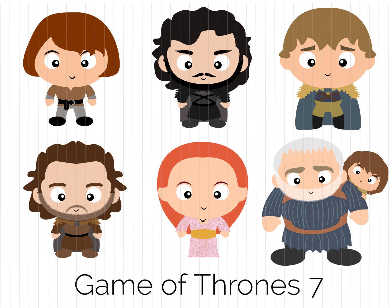 Sansa Stark clipart #2, Download drawings