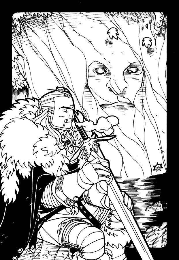 Eddard Stark coloring #4, Download drawings