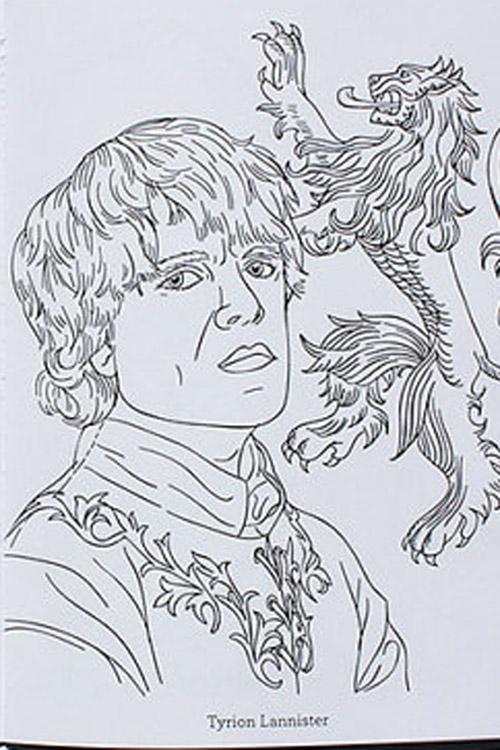 Robert Baratheon coloring #19, Download drawings