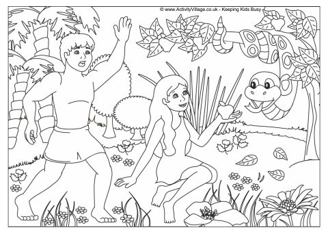 Eden coloring #10, Download drawings
