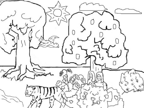 Eden coloring #20, Download drawings