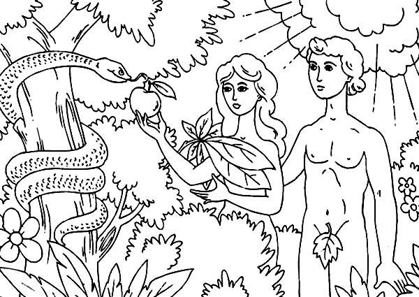 Eden coloring #19, Download drawings