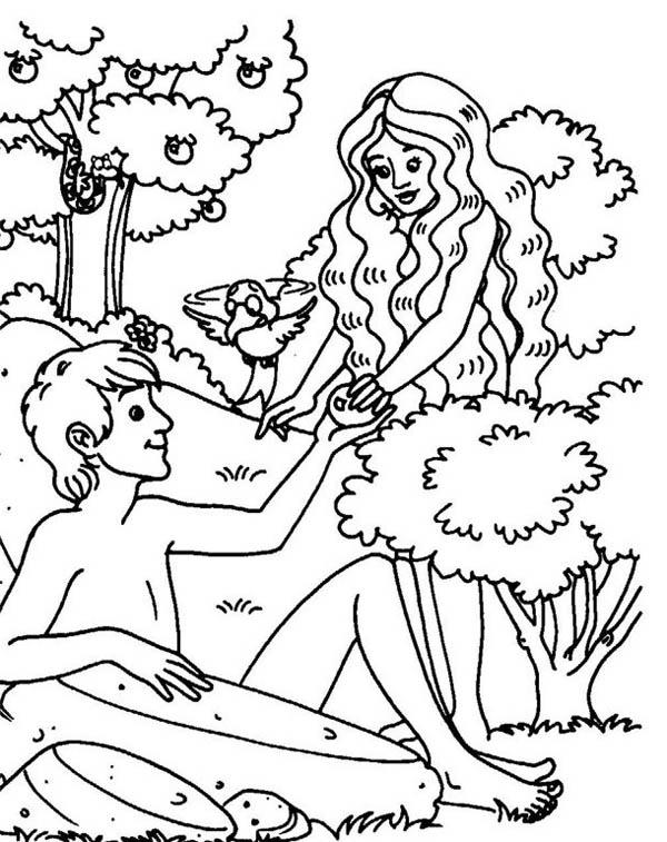 Eden coloring #17, Download drawings