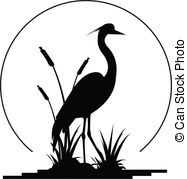 Egret clipart #14, Download drawings