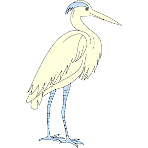 Egret clipart #11, Download drawings