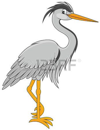 Egret clipart #1, Download drawings