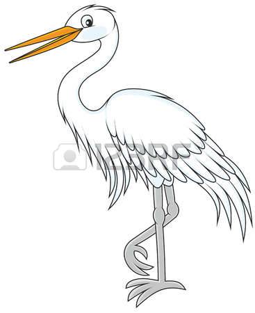 Egret clipart #5, Download drawings