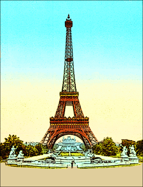 Eiffel Tower clipart #3, Download drawings