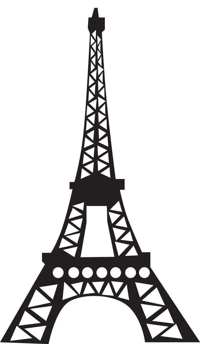 Eiffel Tower svg #15, Download drawings