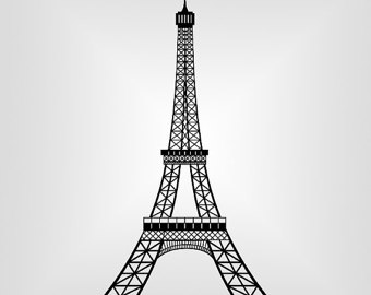 Eiffel Tower svg #17, Download drawings