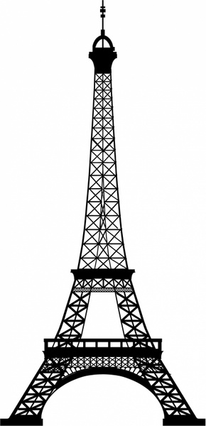 Eiffel Tower svg #14, Download drawings