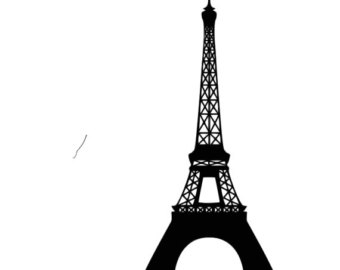 Eiffel Tower svg #19, Download drawings