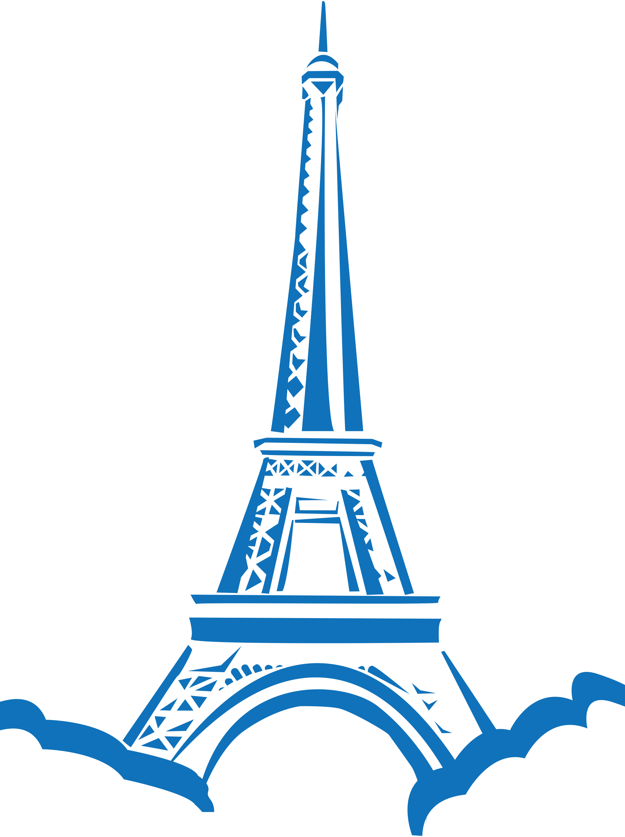 Eiffel Tower svg #9, Download drawings