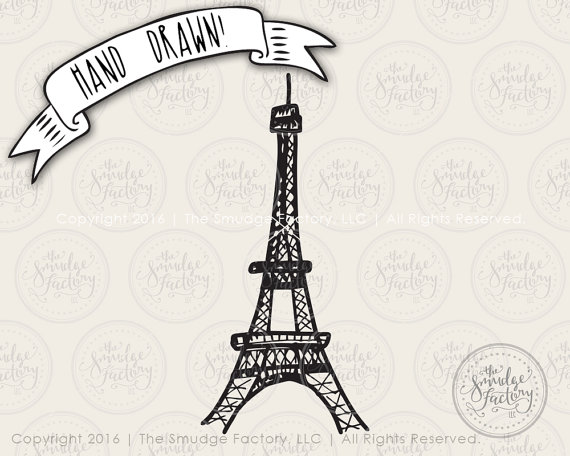 Eiffel Tower svg #2, Download drawings