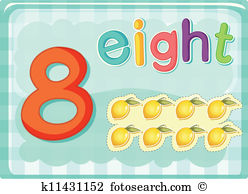 Eight clipart #12, Download drawings