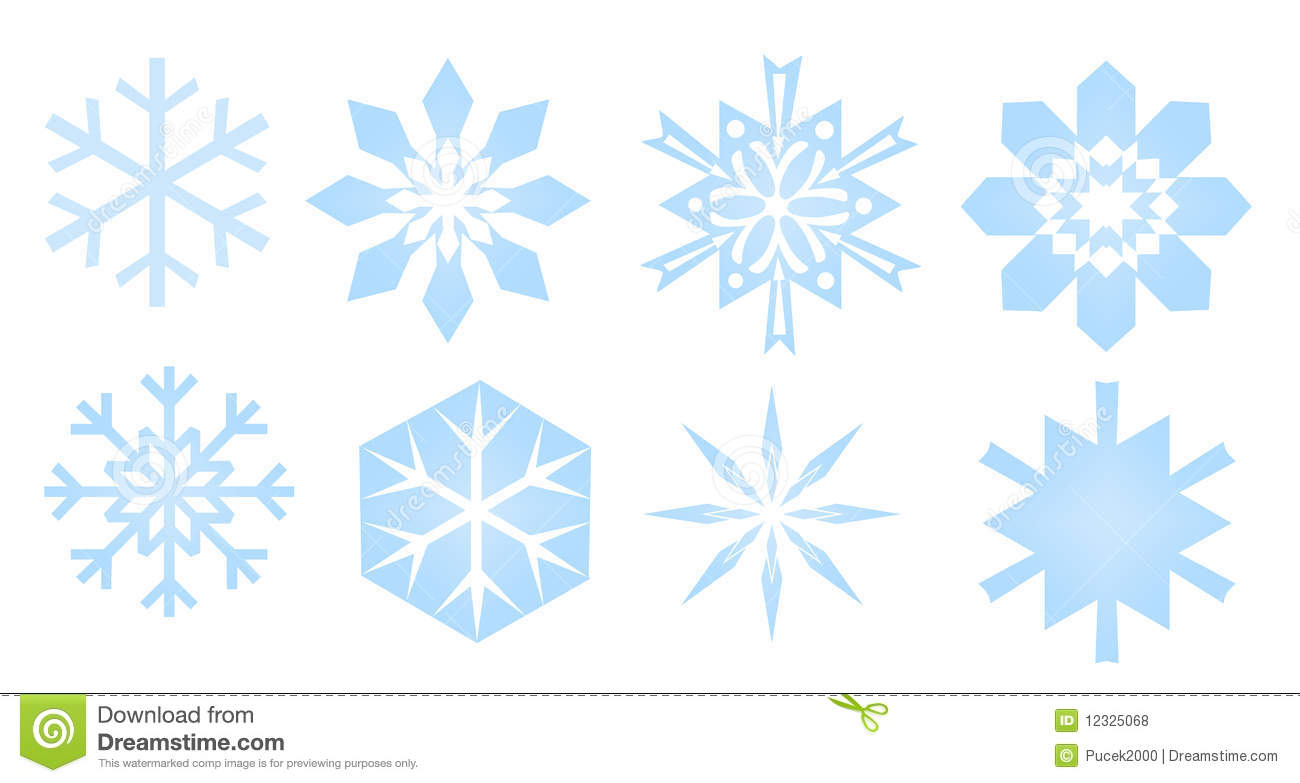 Eiskristalle clipart #2, Download drawings