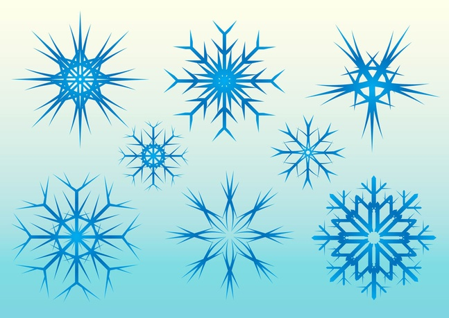 Eiskristalle clipart #14, Download drawings