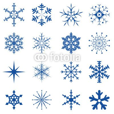 Eiskristalle clipart #3, Download drawings