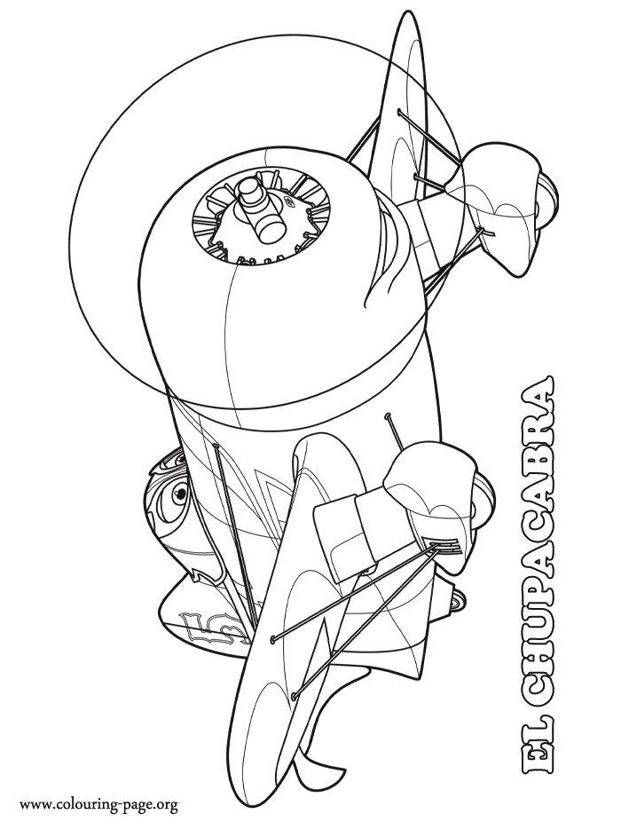 El Dingdong coloring #15, Download drawings