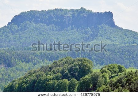 Elbe Sandstone Mountains clipart #3, Download drawings