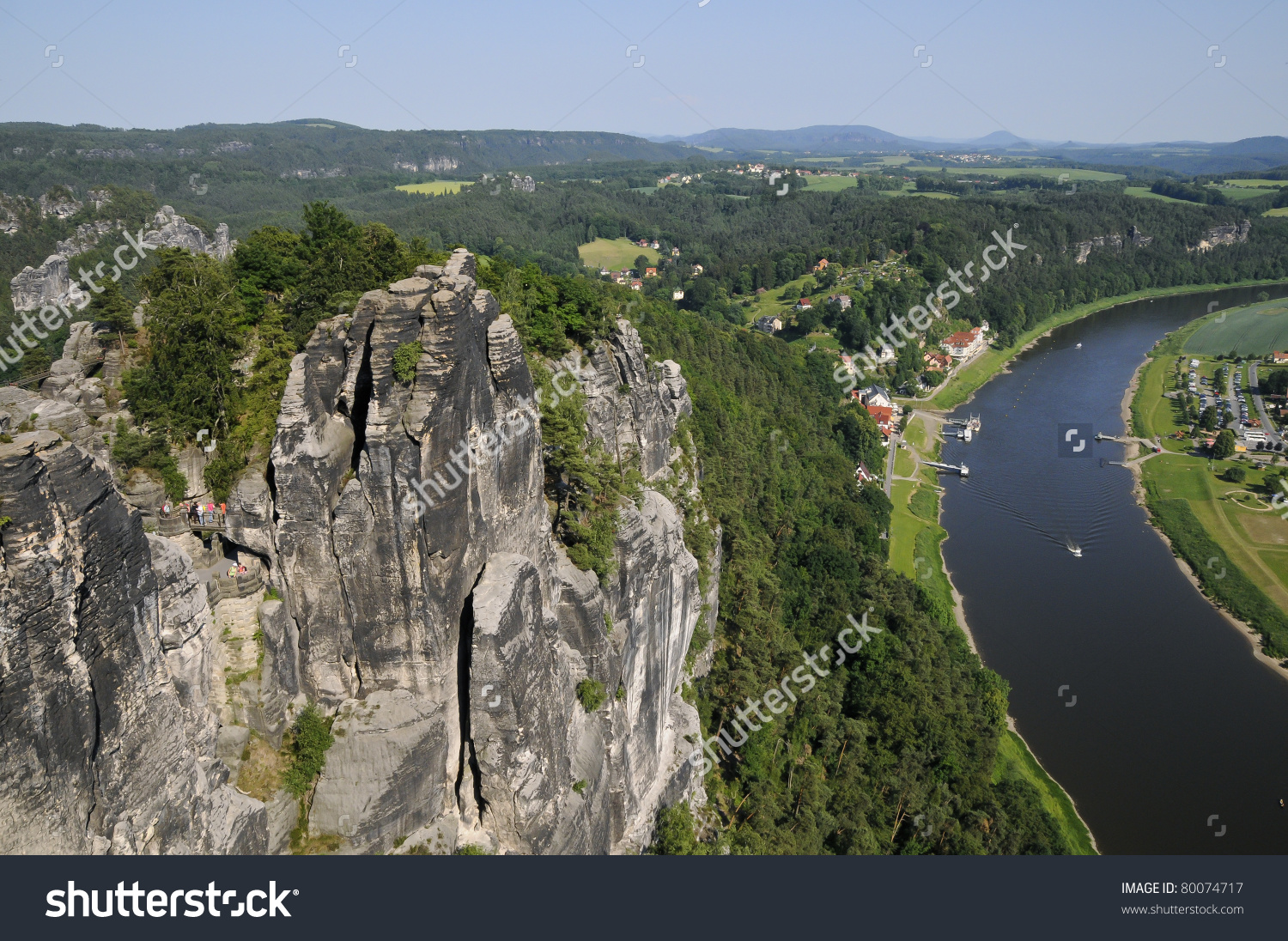 Elbe Sandstone Mountains clipart #2, Download drawings