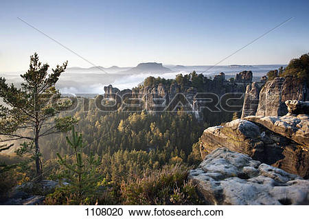 Elbe Sandstone Mountains clipart #9, Download drawings