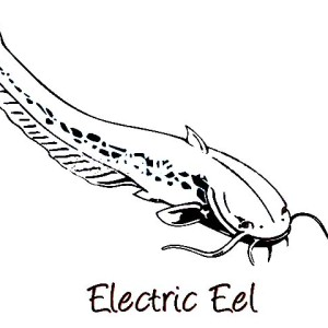Electric coloring #1, Download drawings