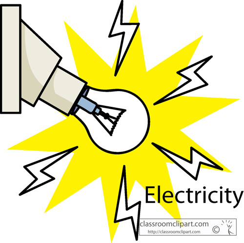 Electricity clipart #6, Download drawings