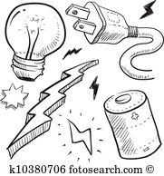 Electricity clipart #10, Download drawings