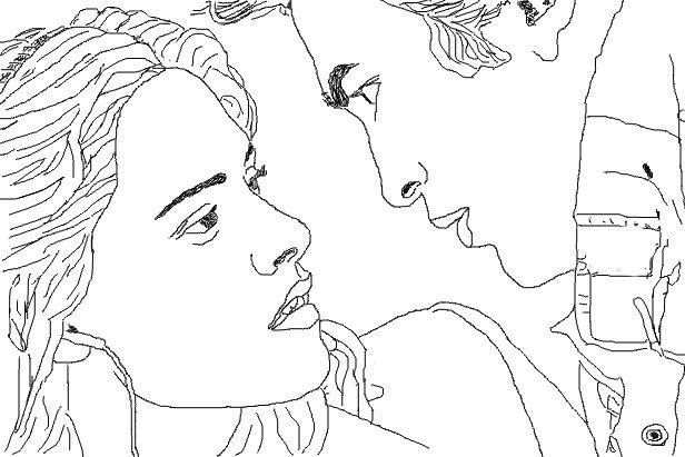 Elegant Vampire coloring #19, Download drawings