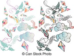 Elemental clipart #5, Download drawings