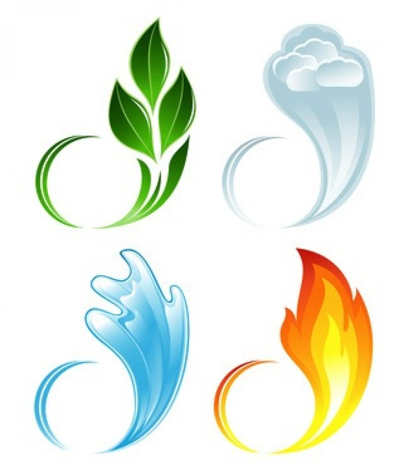 Elemental clipart #6, Download drawings