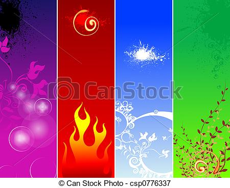 Elemental clipart #17, Download drawings