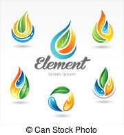 Elemental clipart #19, Download drawings
