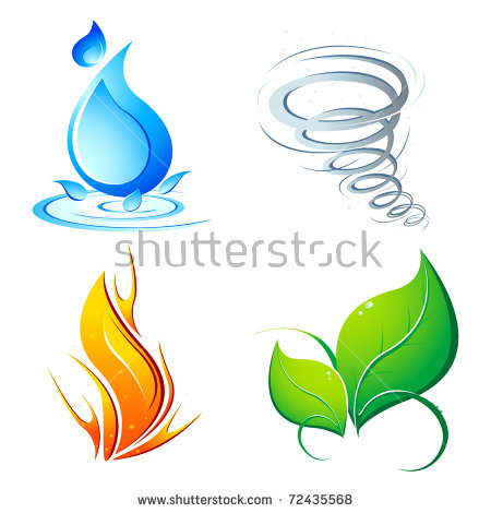 Elemental clipart #15, Download drawings
