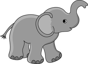 Elephant clipart #13, Download drawings